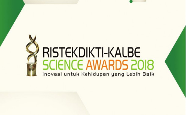 Ristekdikti-Kalbe Science Awards 2018